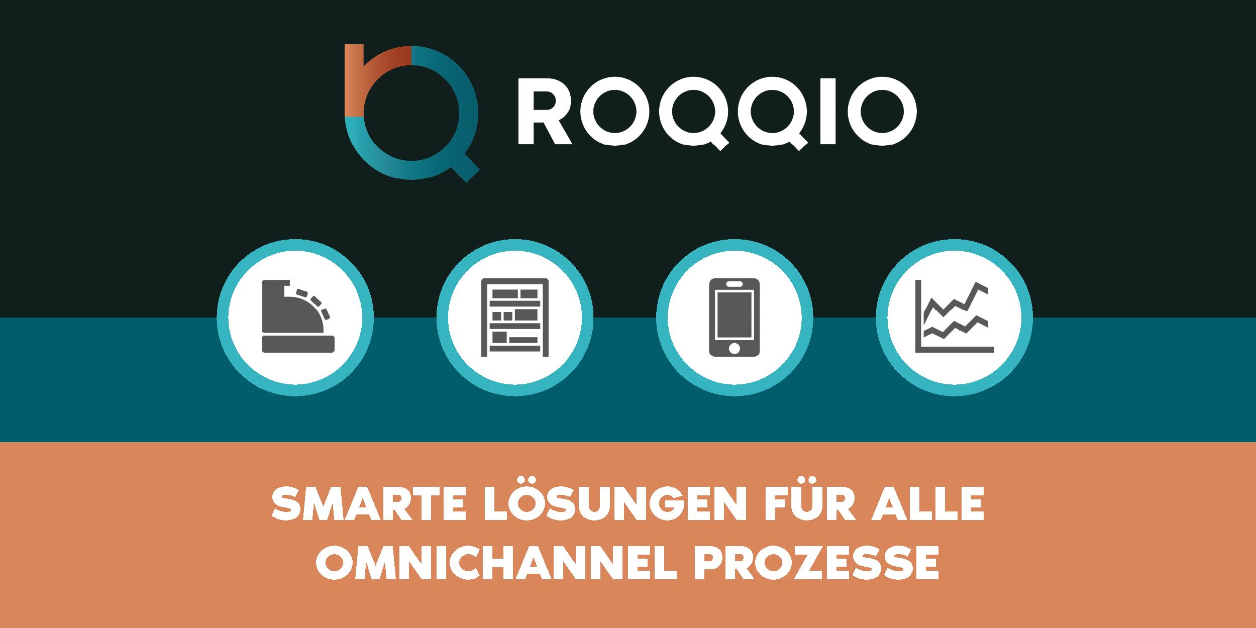 ROQQIO Flyer: Softwarelösungen im Überblick