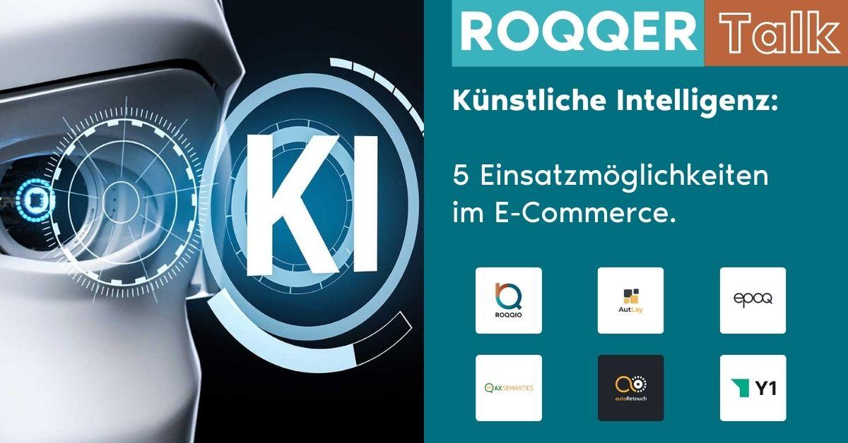 ROQQER Talk: Künstliche Intelligenz